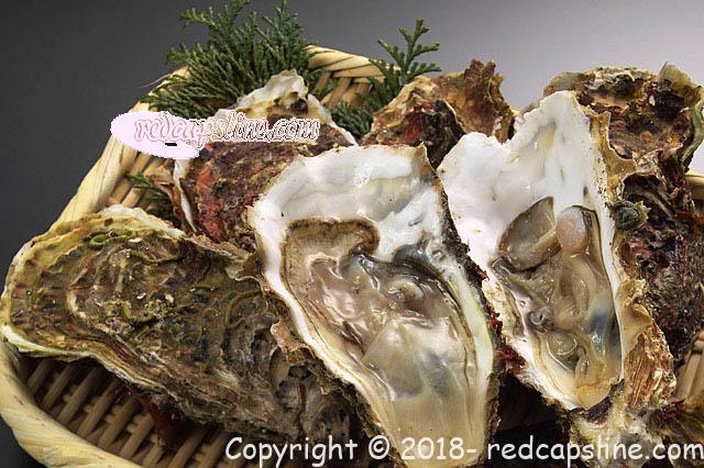 亜鉛を多く含む食品・食べ物は牡蠣